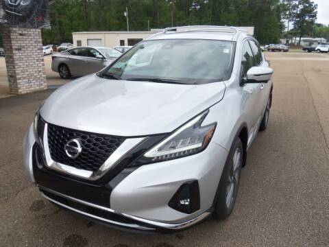 2020 Nissan Murano for sale at Howell Buick GMC Nissan - New Nissan in Summit MS