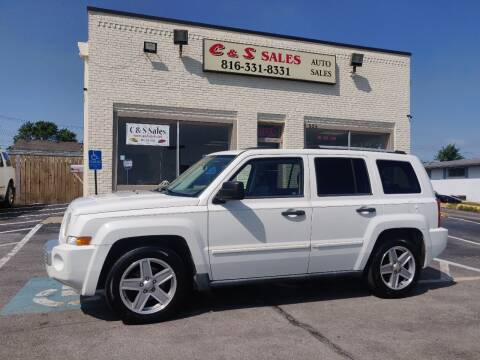 2007 Jeep Patriot for sale at C & S SALES in Belton MO