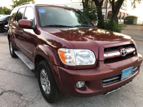 2006 Toyota Sequoia for sale at PRESTIGE AUTOPLEX LLC in Austin TX