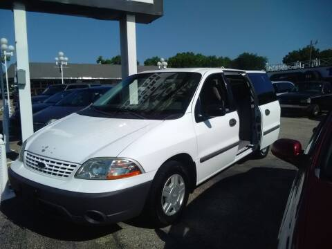 2003 Ford Windstar for sale at Autos Inc in Topeka KS