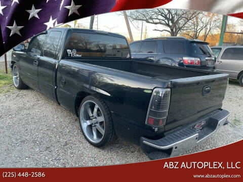 2004 Chevrolet Silverado 1500 for sale at ABZ Autoplex, LLC in Baton Rouge LA