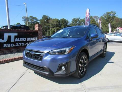 2019 Subaru Crosstrek for sale at J T Auto Group in Sanford NC