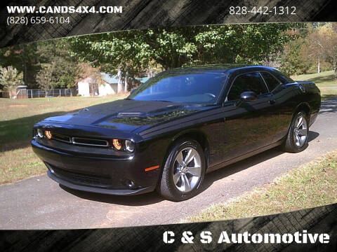 2015 Dodge Challenger for sale at C & S Automotive in Nebo NC