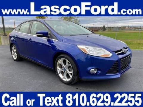 2012 Ford Focus for sale at Lasco of Grand Blanc in Grand Blanc MI