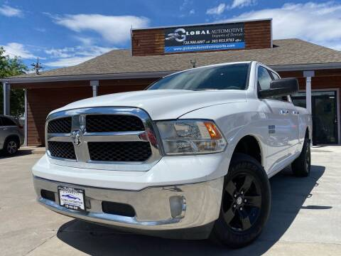 2015 RAM Ram Pickup 1500 for sale at Global Automotive Imports in Denver CO