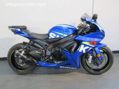 2015 Suzuki GSX-R600 for sale at INTEGRITY CYCLES LLC in Columbus OH