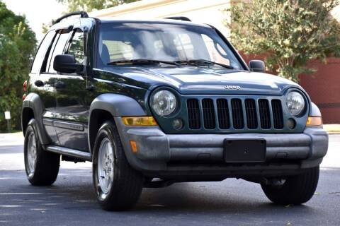 2006 Jeep Liberty for sale at Wheel Deal Auto Sales LLC in Norfolk VA