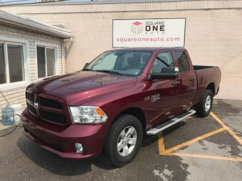 2019 RAM Ram Pickup 1500 Classic for sale at SQUARE ONE AUTO LLC in Murray UT