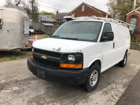 2012 Chevrolet Express Cargo for sale at Kneezle Auto Sales in Saint Louis MO