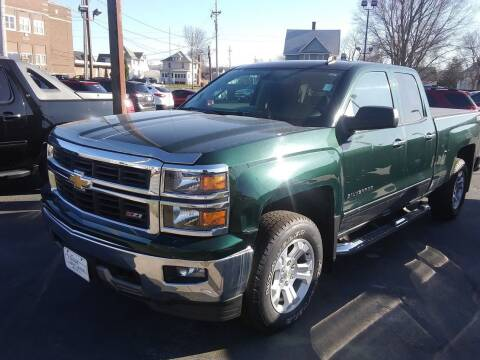 2014 Chevrolet Silverado 1500 for sale at Village Auto Outlet in Milan IL