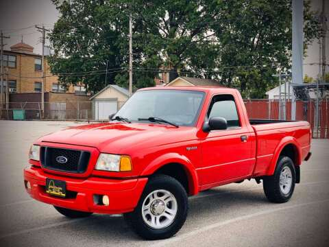 2004 Ford Ranger for sale at ARCH AUTO SALES in St. Louis MO
