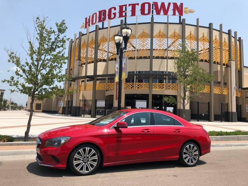 2018 Mercedes-Benz CLA for sale at Beaton's Auto Sales in Amarillo TX