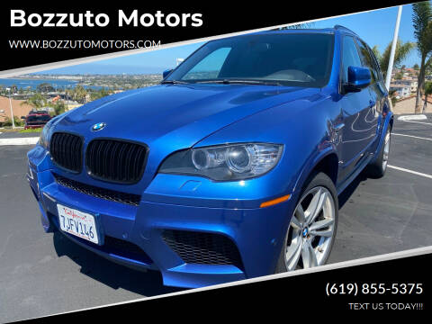 2011 BMW X5 M for sale at Bozzuto Motors in San Diego CA