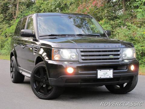 2009 Land Rover Range Rover Sport for sale at Isuzu Classic in Cream Ridge NJ