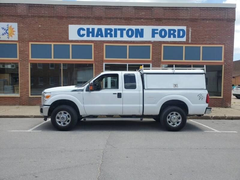 2016 Ford F-250 Super Duty for sale at Chariton Ford in Chariton IA