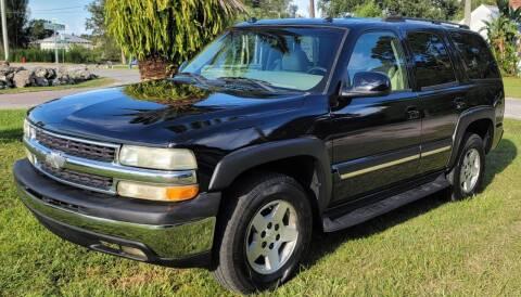 "2004 Chevrolet Tahoe for sale at WHEELS ""R"" US 2017 LLC in Hudson FL"
