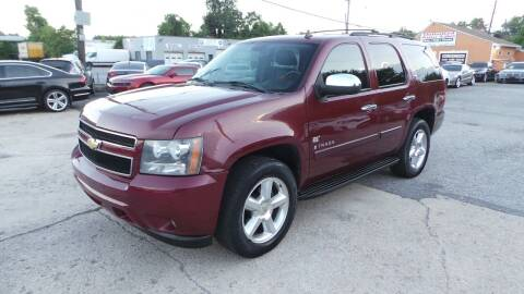 2008 Chevrolet Tahoe for sale at Unlimited Auto Sales in Upper Marlboro MD