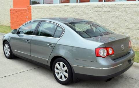 2008 Volkswagen Passat for sale at Raleigh Auto Inc. in Raleigh NC