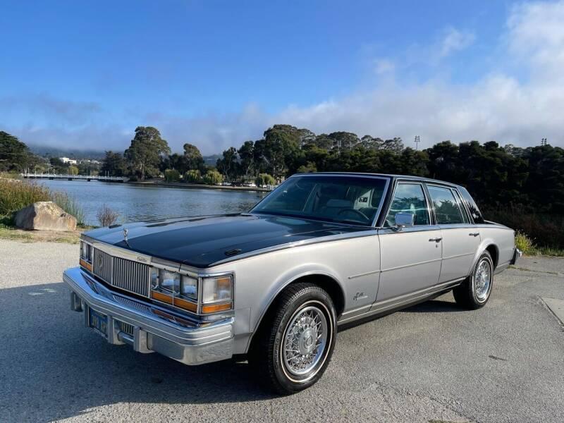 1979 Cadillac Seville for sale at Dodi Auto Sales in Monterey CA