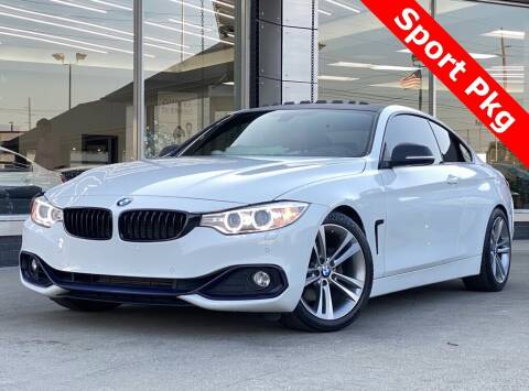 2014 BMW 4 Series for sale at Carmel Motors in Indianapolis IN