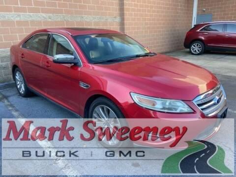 2010 Ford Taurus for sale at Mark Sweeney Buick GMC in Cincinnati OH
