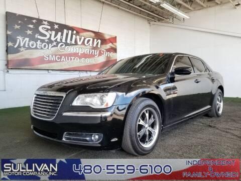 2013 Chrysler 300 for sale at TrucksForWork.net in Mesa AZ