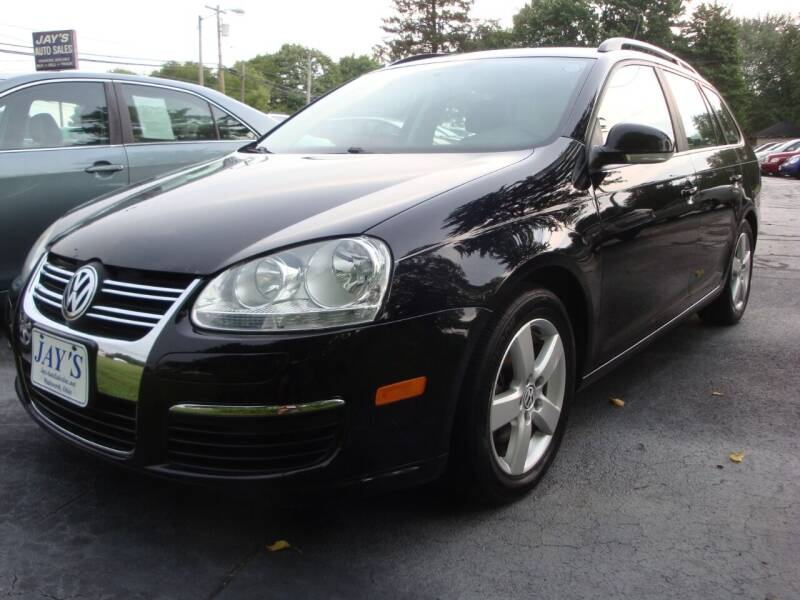 2009 Volkswagen Jetta for sale at Jay's Auto Sales Inc in Wadsworth OH