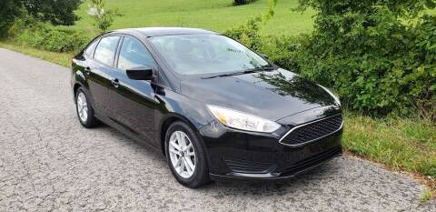 2018 Ford Focus for sale at South Kentucky Auto Sales Inc in Somerset KY