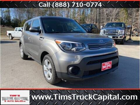 2018 Kia Soul for sale at TTC AUTO OUTLET/TIM'S TRUCK CAPITAL & AUTO SALES INC ANNEX in Epsom NH