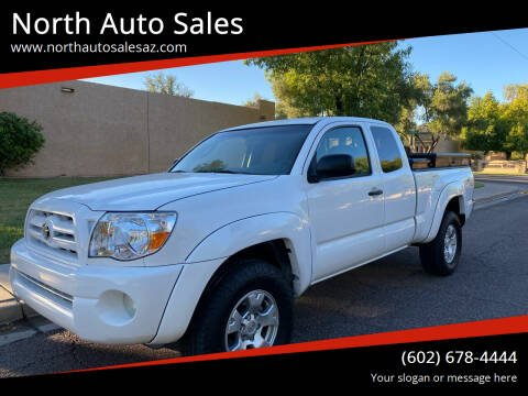 2005 Toyota Tacoma for sale at North Auto Sales in Phoenix AZ