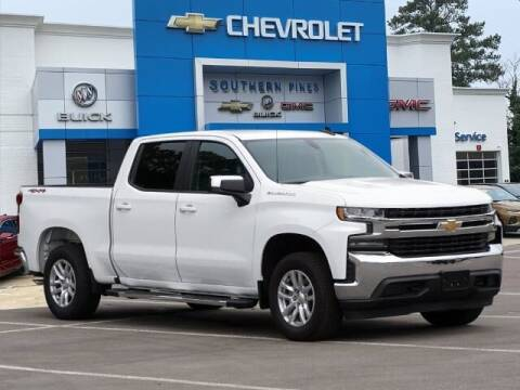 2020 Chevrolet Silverado 1500 for sale at PHIL SMITH AUTOMOTIVE GROUP - SOUTHERN PINES GM in Southern Pines NC