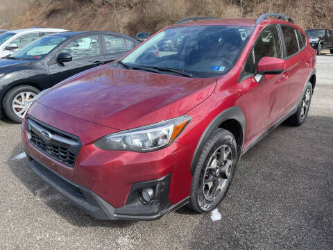 2018 Subaru Crosstrek for sale at Turner's Inc in Weston WV