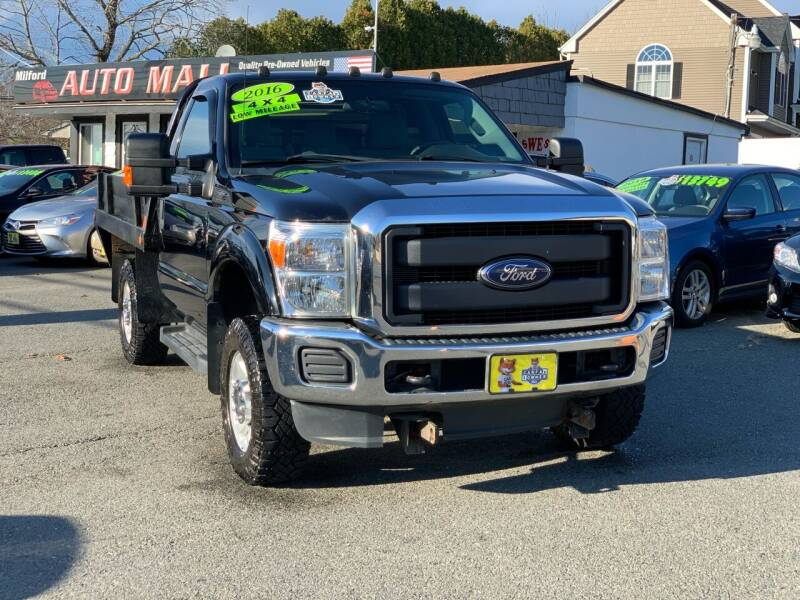2016 Ford F-250 Super Duty for sale at Milford Auto Mall in Milford MA
