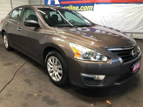 2013 Nissan Altima for sale at Auto Rite in Cleveland OH