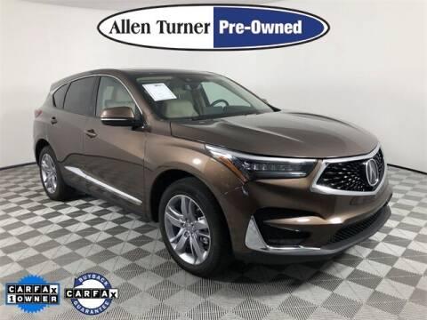 2019 Acura RDX for sale at Allen Turner Hyundai in Pensacola FL