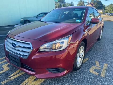 2015 Subaru Legacy for sale at MFT Auction in Lodi NJ