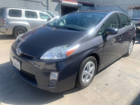 2010 Toyota Prius for sale at OCEAN IMPORTS in Midway City CA
