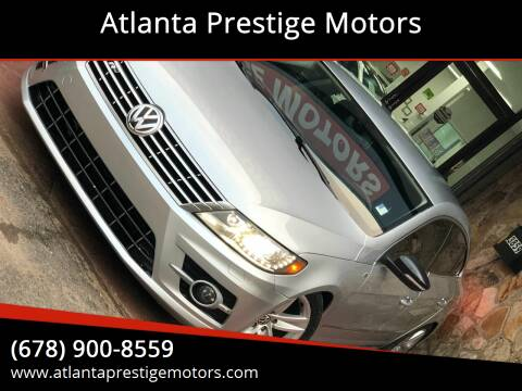 2014 Volkswagen CC for sale at Atlanta Prestige Motors in Decatur GA