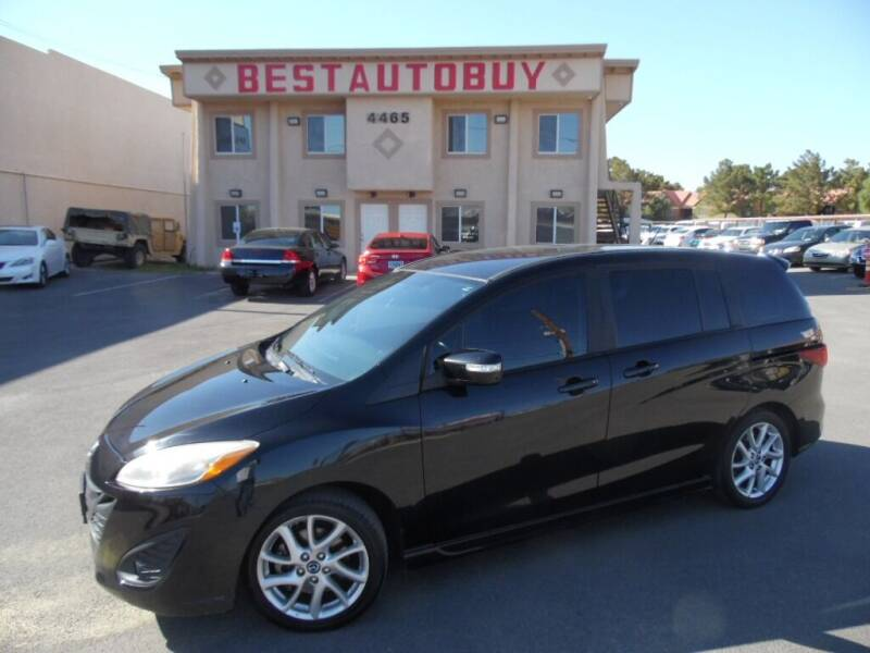2014 Mazda MAZDA5 for sale at Best Auto Buy in Las Vegas NV