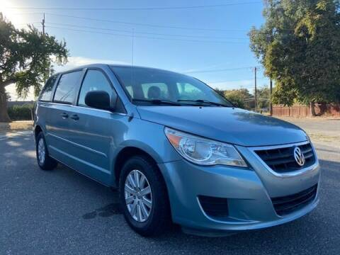 2009 Volkswagen Routan for sale at CAR PLUS in Modesto CA
