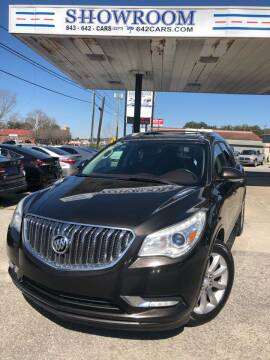 2014 Buick Enclave for sale at Showroom Auto Sales of Charleston in Charleston SC