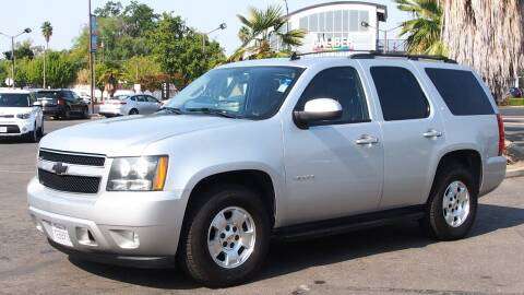 2014 Chevrolet Tahoe for sale at Okaidi Auto Sales in Sacramento CA