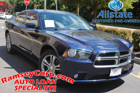 2014 Dodge Charger for sale at Ramsey Corp. in West Milford NJ