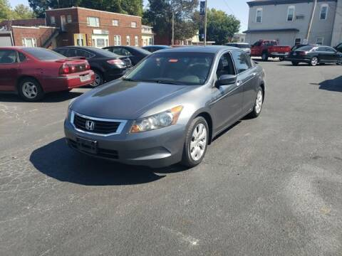 2008 Honda Accord for sale at JC Auto Sales in Belleville IL