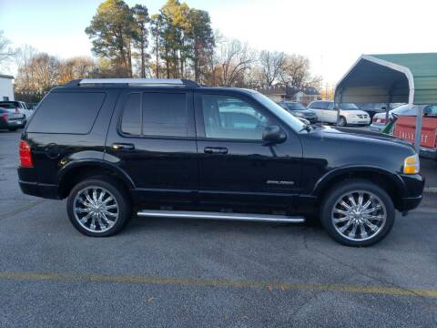 2005 Ford Explorer for sale at A-1 Auto Sales in Anderson SC