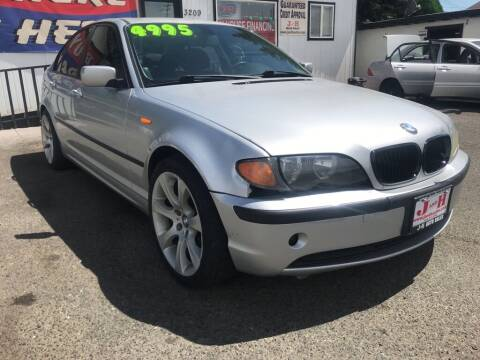 2005 BMW 3 Series for sale at J and H Auto Sales in Union Gap WA