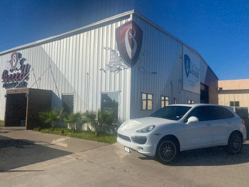 2012 Porsche Cayenne for sale at Barrett Auto Gallery in San Juan TX
