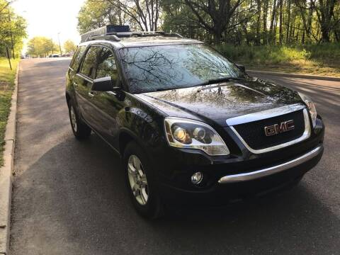 2010 GMC Acadia for sale at Hipps Integrity Auto Sales in Delran NJ