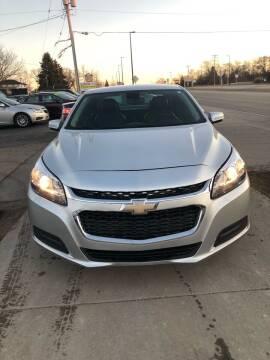 2014 Chevrolet Malibu for sale at Wyss Auto in Oak Creek WI