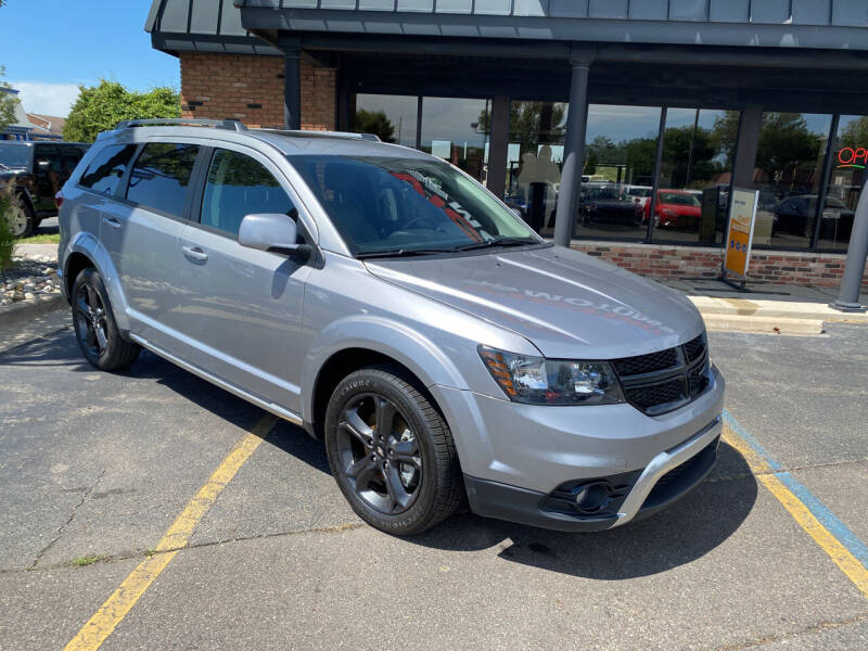 2020 Dodge Journey for sale in Chesterfield, MI